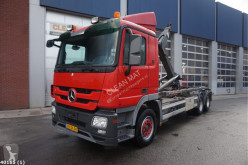 Mercedes Actros 2644 truck used hook arm system