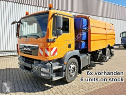 MAN TGM 18.330 4x2 BB 18.330 4x2 BB Schmidt AS 990 Airport Sweeper lastbil med fejekost ny