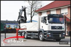 vrachtwagen MAN MKG HLK201 a 2 V, TÜV 02/2021