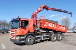 Camion benne TP occasion Scania P 380