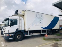 Scania P 270 DB truck used multi temperature refrigerated