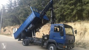 MAN 11.224 truck used tipper