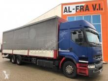Camion centinato alla francese Renault Premium 370 DCI