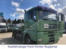 Camion benne MAN TGA 26.480,Meiler Miete möglich org 379Tkm1Hd.