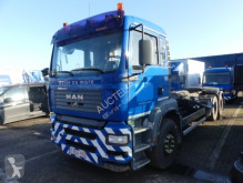 vrachtwagen containersysteem MAN