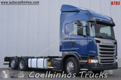 Camion Scania G 410 châssis occasion