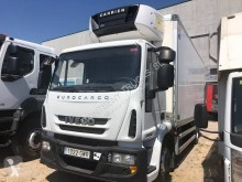 Iveco Eurocargo 140 E 22 truck used mono temperature refrigerated
