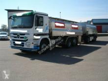 Mercedes Actros 2541 Schwarte Doppel-Impeller truck