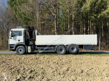 MAN TGA28.390 truck used dropside