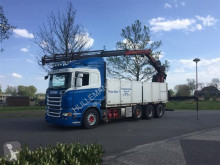 Scania R620 truck used flatbed