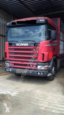Camion Scania R 164 LA 480 trasporto bovini usato