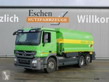 Mercedes 2544, 6x2, Lindner&Fischer A3 , Oben+Unten Bef. truck
