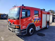 camion Mercedes 1325 F Feuerwehr / Firetruck / Pompiers - 2000L Tank + Foam + Ziegler pump