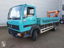 camion Mercedes LK 814 4x2 LK 814/ 4x2, Pri. Tirre Kran 035, 6,10 m - 540 kg,