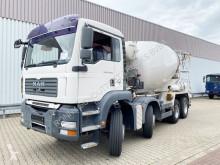 Camión hormigón cuba / Mezclador MAN TGA 35.400 8x4 BB 35.400 8x4 BB Karrena ca. 9m³