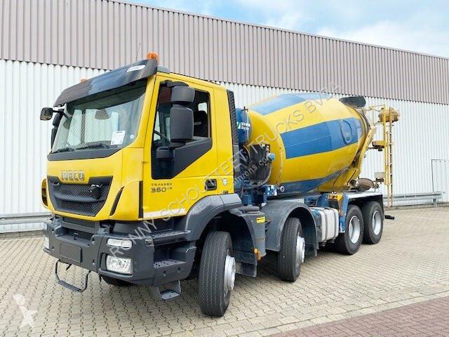 Voir les photos Camion nc Trakker AD340T36 8x4 Trakker AD340T36 8x4 Stetter ca. 9m³