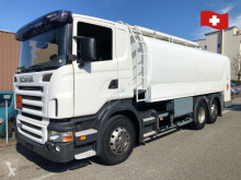 Camion Scania R420 SCANIA R420 6x2 Tankwagen citerne hydrocarbures occasion