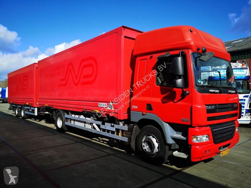 Voir les photos Camion DAF CF 85.410
