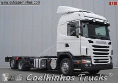 Scania chassis truck G 420