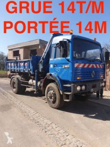 Camion tri-benne occasion Renault Gamme G 300