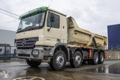 Camion benne occasion Mercedes Actros 4141