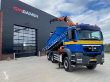 Camion MAN TGS 33.480 bi-benne occasion