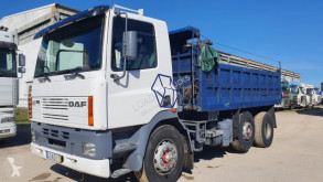 DAF CF85 360 truck used tipper
