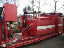 آلة لمواقع البناء Mercedes WATERPOMP/GENERATOR/ZIEGLERPUM bomberos5000 L WATER مولّد مستعمل