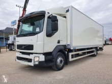 Camion Volvo FL 240-12 fourgon occasion