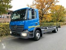 camion Mercedes ATEGO 1218 L ClassicSpace EURO 6 Model 2016