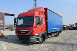 Camion savoyarde occasion MAN TGL 12.220 / LBW / Euro 6 / TüV 08-20