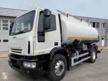 Camión Iveco Eurocargo 180 E 28 cisterna hidrocarburos usado
