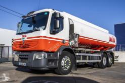 Renault Premium 380 truck used oil/fuel tanker