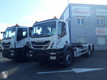 Camion polybenne Iveco Stralis AD 260 S 36