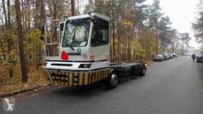 ciężarówka platforma do transportu złomu Terberg