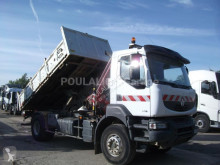 Renault Kerax 370.19 truck used three-way side tipper