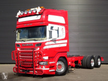 Camion Scania R 730 fourgon occasion