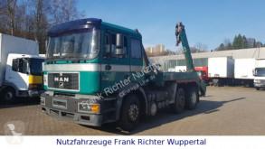 camion MAN 26.463 Abs.Kipper,grüne.Plakette,Atl
