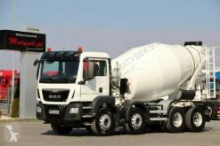 camião MAN TGS 32.400/ CEMENTMIXER 9M3 /EURO 6/ STETTER