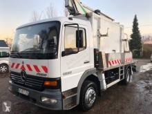 Mercedes Atego 1223 truck used telescopic articulated aerial platform