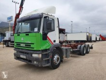 Iveco Eurotech 240E34 truck used chassis