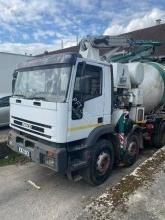 lastbil beton Iveco