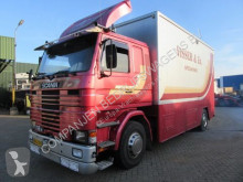 Camion Scania R 112 fourgon occasion