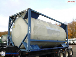 Tankfahrzeug Food (beer) tank container 20 ft / 23.6 m3 / 1 comp