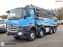 Camion béton malaxeur + pompe Mercedes Arocs