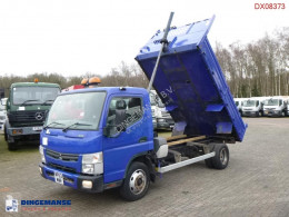Camion Mitsubishi Canter 7C15 benne occasion