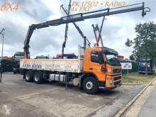 Volvo flatbed truck FM12