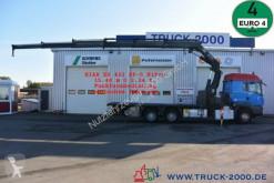 Kamion plošina bočnice MAN TGA 26.430 Kran Hiab 422 EP-5 41T/M FB 15m=2.5t.