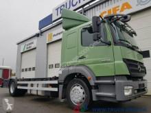 Mercedes 1829 BDF lückenlos Scheckheft Klima Standheizung truck