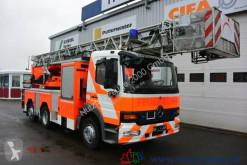 Mercedes 1628 Feuerwehr Leiter 30 m R.-Korb Steigleitung
